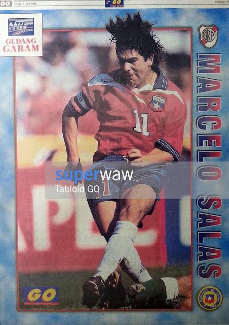 Marcelo Salas (Chile 1998)