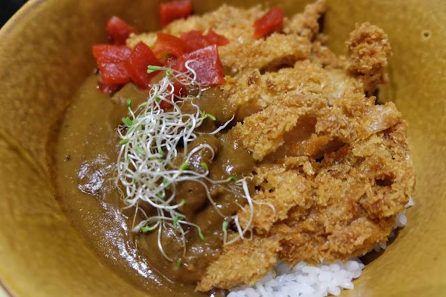 Torikatsu Curry Pork