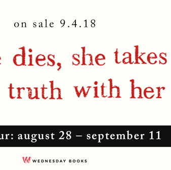 Blog Tour: Sadie by Courtney Summers