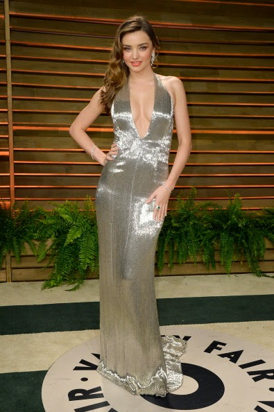Miranda Kerr Vanity Fair Oscar Party 2014