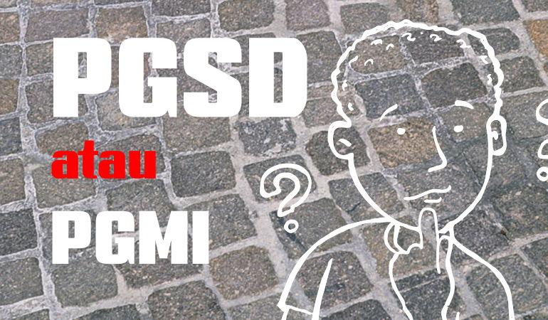 PGSD atau PGMI