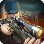 Sniper Gun 3D - Hitman Shooter Unlimited (Money - Diamonds) MOD APK