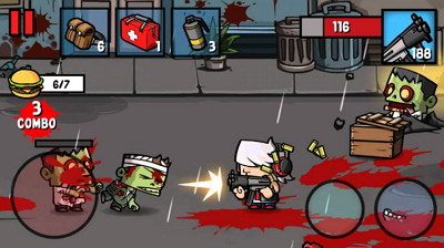 Download Game Android Zombie Age 3 APK Unlimited Money