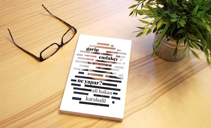 Bu Haftaki Kitap Önerim: Garip Emlakçı Ne Yapar?