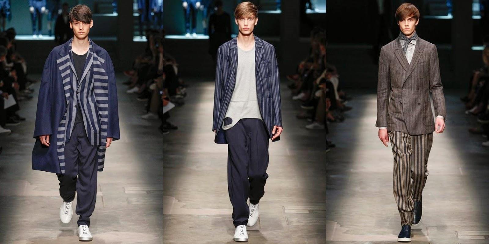 fdabeed812 Oh, by the way...: BEAUTY: Clothing--Milano Moda Uomo SS '15 STRIPES!