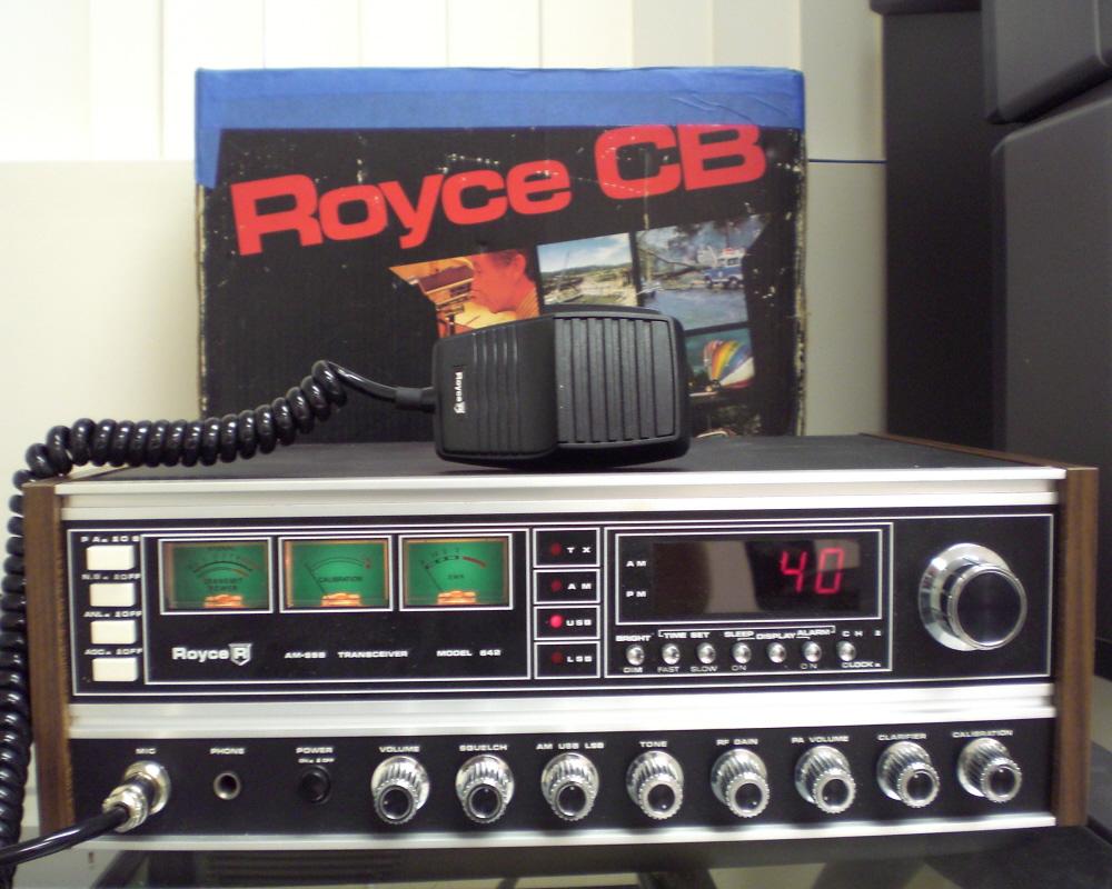 45 Tm 666 Cb Radio August 2013