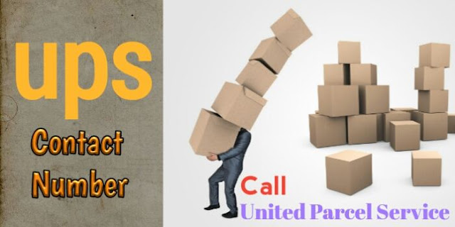 UPS Contact Number, UPS Customer Service Number
