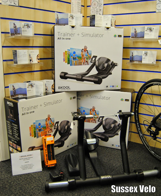 BKOOL Trainer / Simulator . . Come and have a play on our demo unit in store now.