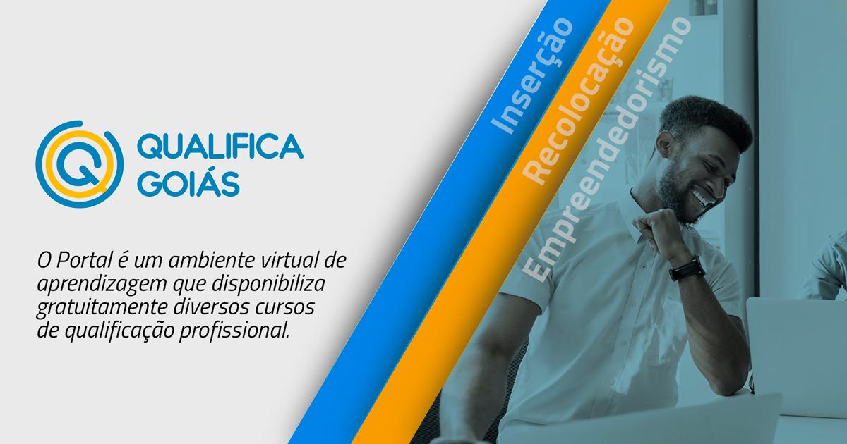 Qualifica Goiás: 14 mil vagas para cursos gratuitos EAD