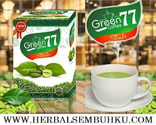 JUAL GREEN COFFEE 77 SLIMFIT DI SURABAYA SIDOARJO JAKARTA