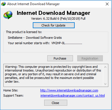 Internet Download Manager 6.32 Build 6 Full Version