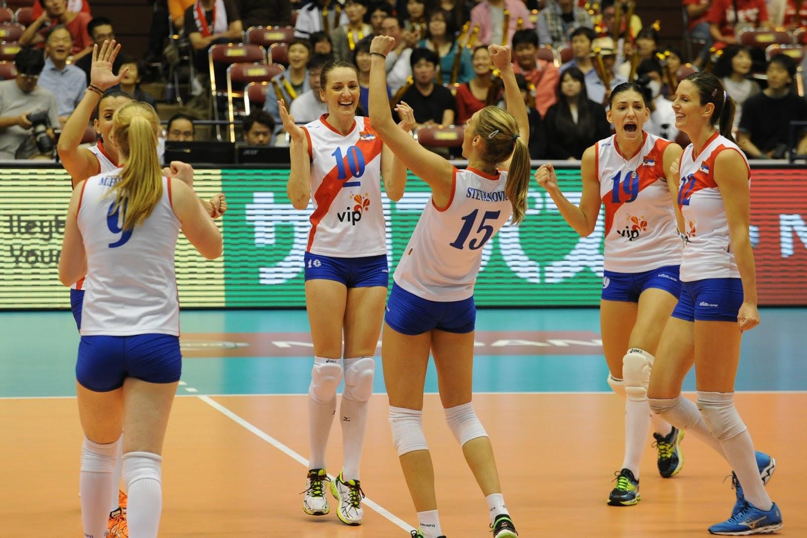 Olimpijske Igre Odbojka ž Srbija Rusija Livestream