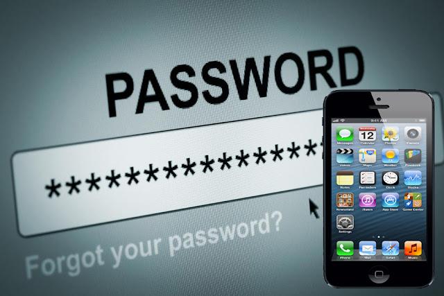 Cara Mengatasi Lupa Password di hp iPhone Dengan Mudah