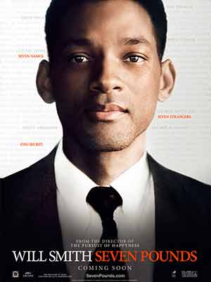 Seven Pounds 2008 Hindi Dubbed 300MB Movie BDRip 480p