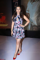 Kyra Dutta in a Deep neck Small Dress at Shamanthakamani pre release function ~  Exclusive 090.JPG