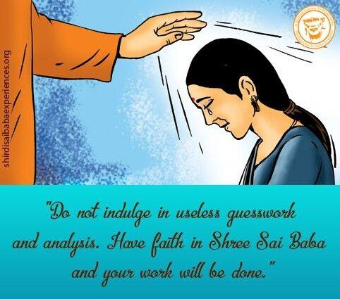 Sai Baba Please Bless Me With A Baby - Sai Devotee Sarita