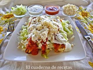 Flautas de pollo o Tacos dorados (Cocina mexicana)