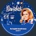 Bewitched Season 7 Disc 1-4 DVD Label