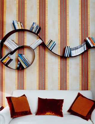Kartell Bookworm Shelf