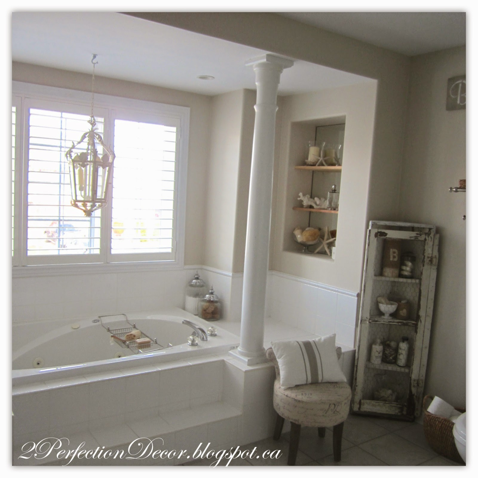 2perfection Decor Our Master Ensuite Bathroom Reveal
