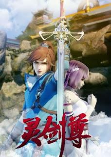 تقرير أونا روح السيف السائدة Ling Jian Zun