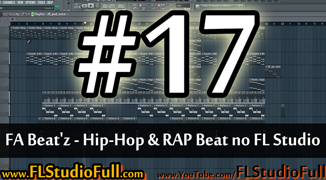 17 - Base de Rap | Beat de Hip-Hop [FA Beat'z]