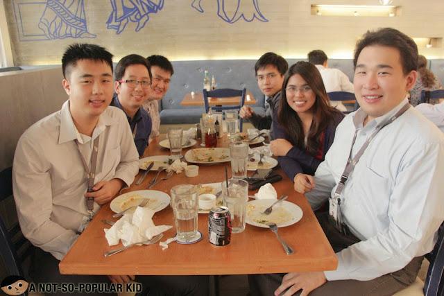 Justine Go, Renz Cheng, Shawn Yap, Myles Sia, Roan Silverio, Chris Yu
