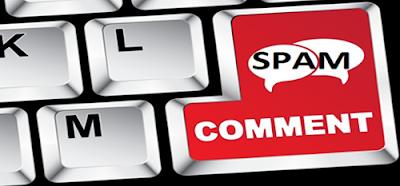 Cara Mengatasi Komentar Link Aktif Di Blog