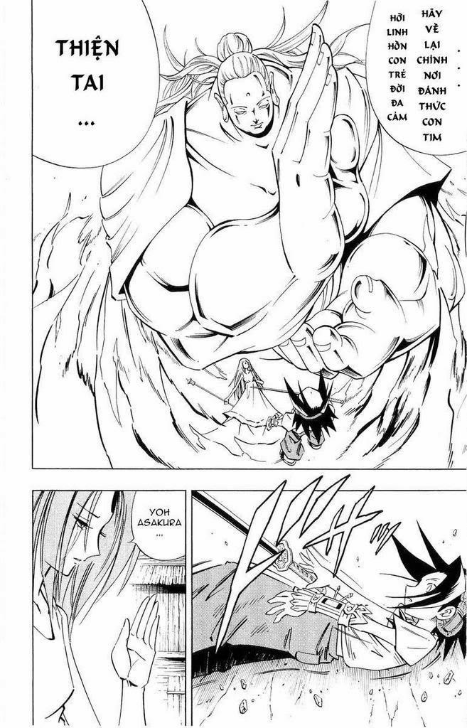 Shaman King [Vua pháp thuật] chap 233 trang 16