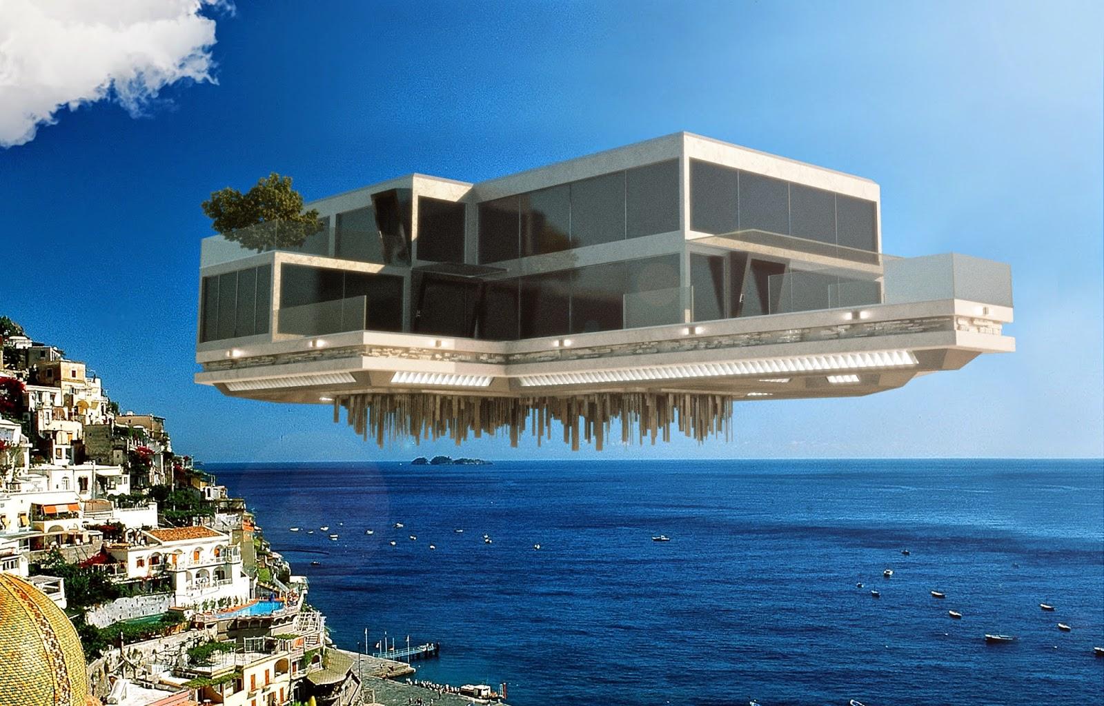 Future houses 3000