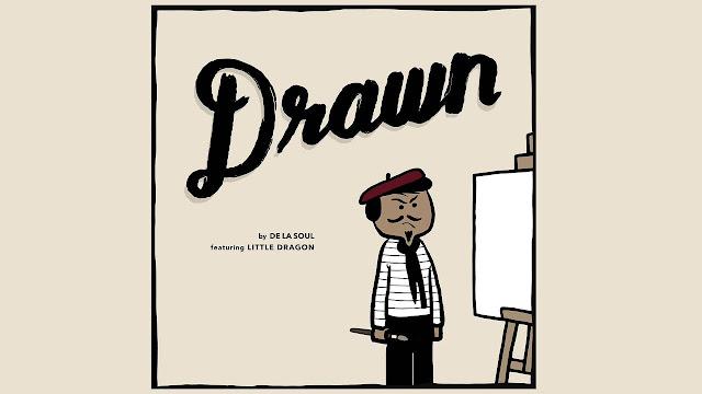De La Soul – Drawn (feat. Little Dragon)