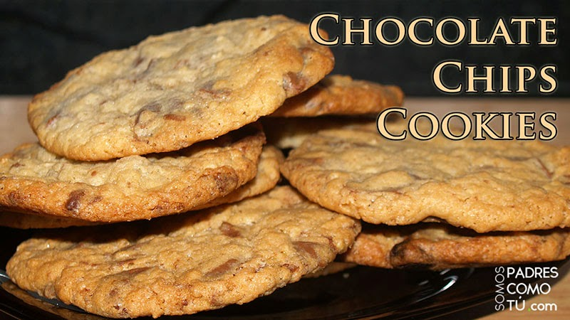 chocolates chips cookies