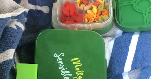 Back to School || YumBox Review
