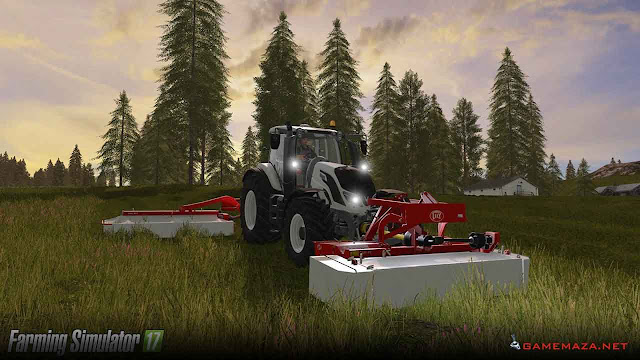 Farming Simulator 17 Gameplay Screenshot 3