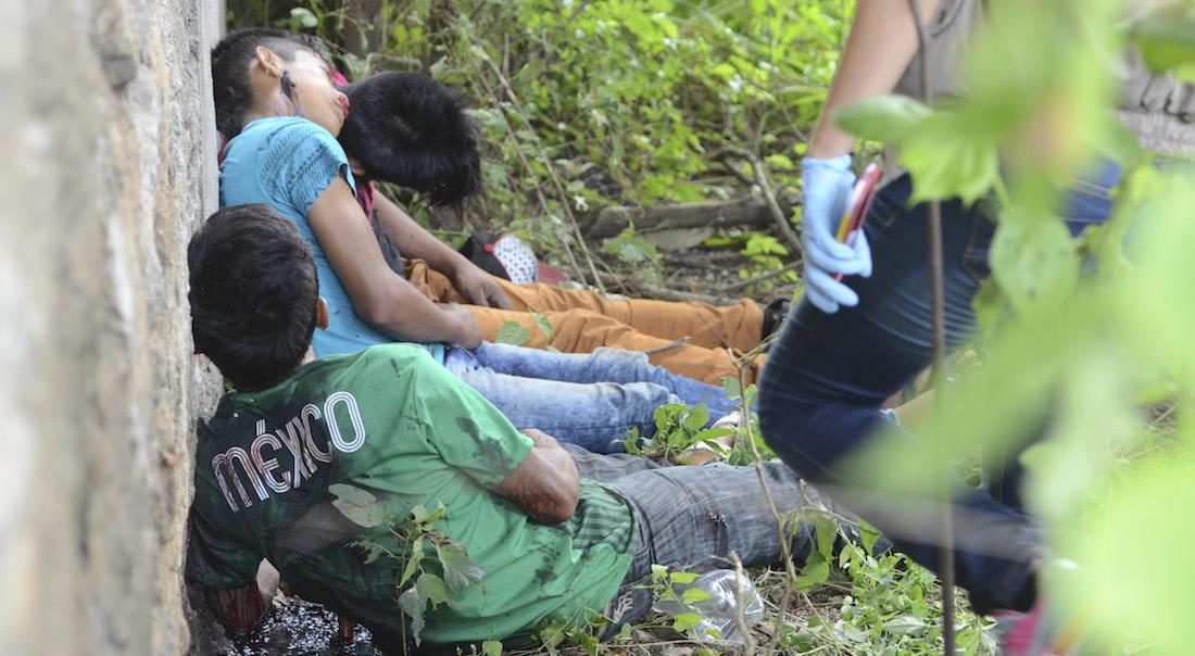 El retrato de la violencia en México