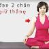 Bài tập Yoga giúp trẻ hóa làn da