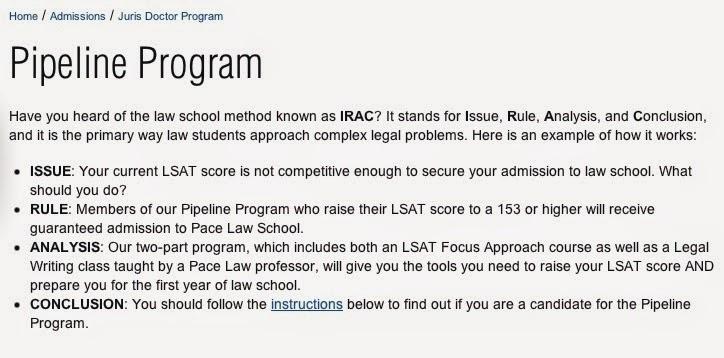 Outside the Law School Scam 2014 - fresh blueprint lsat payment plan