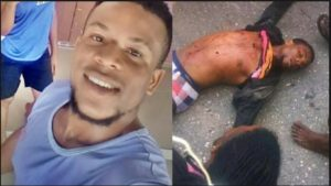 Buhari's SA On Prosecution Okoi Obono-Obla, Shares Photo Of The Suspected Cultist Who Shot Dead His Nephew