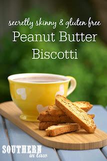 Healthy Peanut Butter Biscotti Recipe Gluten Free