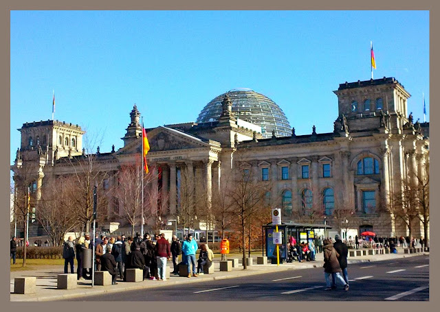 Qué ver en Berlín: ruta Berlín en tres días (I) Parlamento