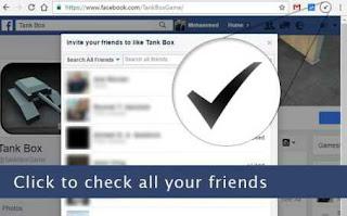 Facebook Page Par Sabhi Friends Ko Ek Sath Invite Kaise Kare