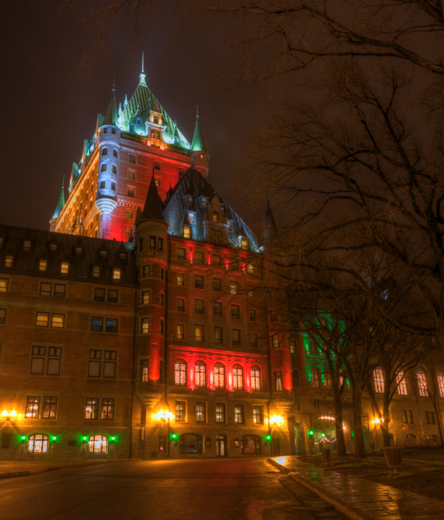 Quebec city | Chateau Frontenac