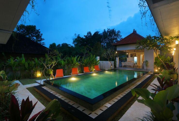 Avisara Villa and Guesthouse Hotel Murah Nusa Dua Bali