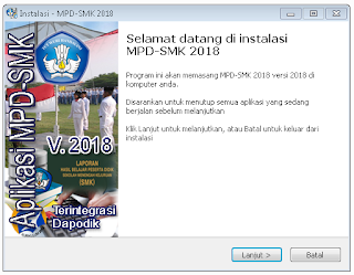 Aplikasi MPD SMK Versi 2017.1