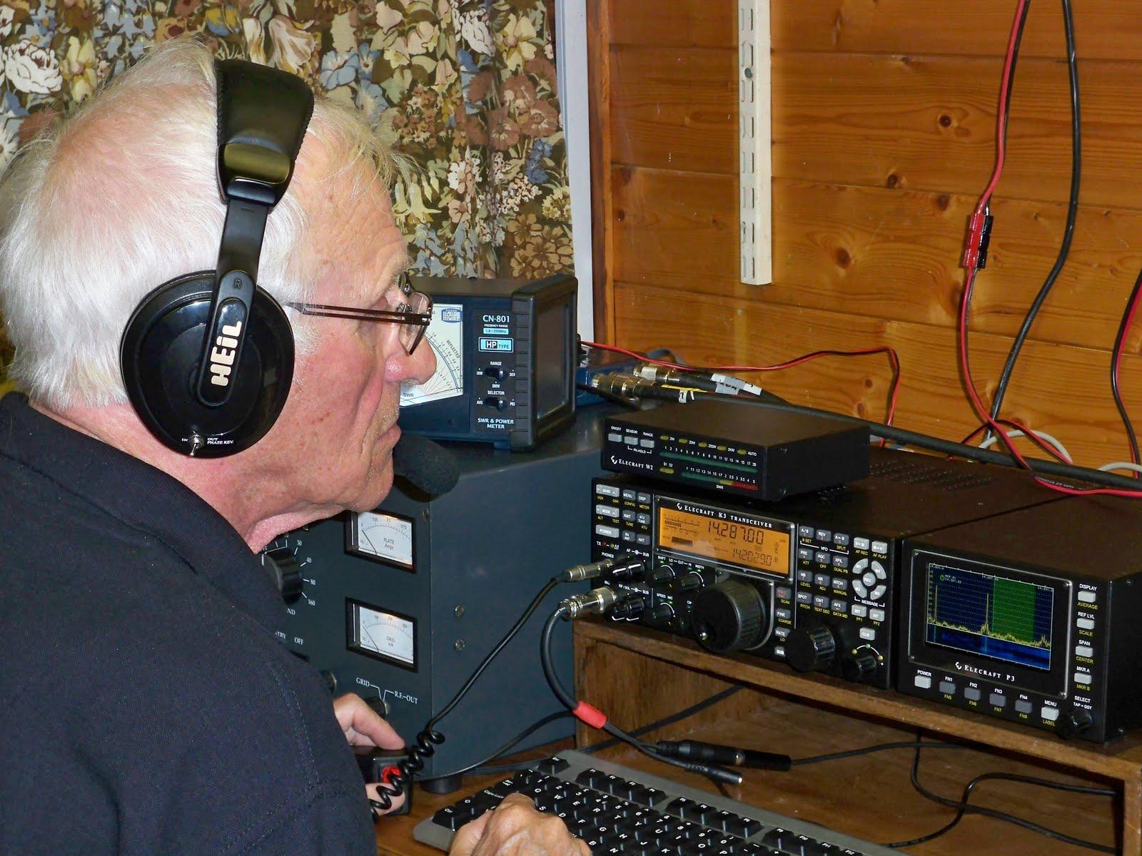 Amateur Radio Contest 16