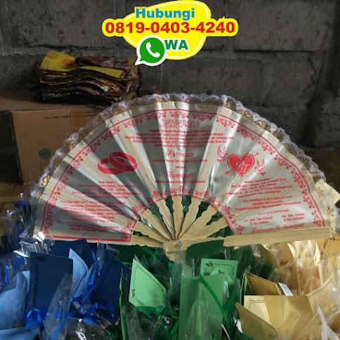 undangan pernikahan kipas di yogyakarta 51431