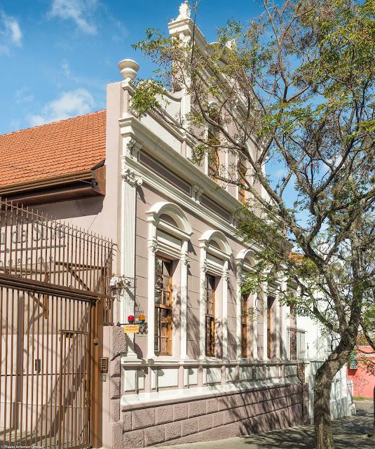 Unidade de Interesse de Preservação na Alameda Cabral