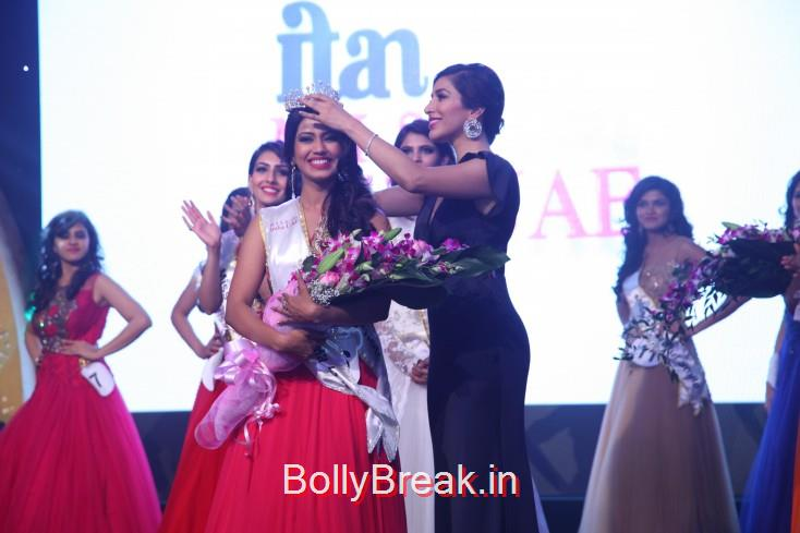 Nivetha Pethuraj crowned Miss India UAE 2015