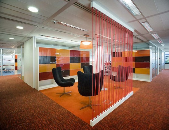 interior design commercial office space