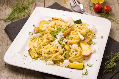Spaghetti alla primavera